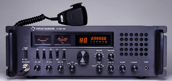 M - Galaxy DX 25AMSSB CB Radio Review